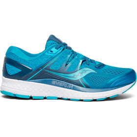 saucony Omni ISO Shoes Women Blue